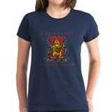 C Co 2-14 INF - Golden Dragon Tee