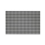 Houndstooth Heaven Rectangle Magnet (10 pack)