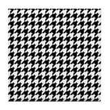 Houndstooth Heaven Tile Coaster