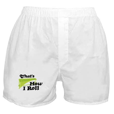 Pit Percussion Marimba Boxer Shorts
