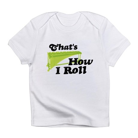 Pit Percussion Marimba Infant T-Shirt