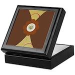 Brown Envelope Design Keepsake Box