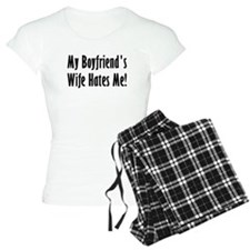 My Boyfriend's Wife Hates Me Pajamas