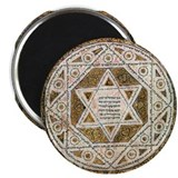 Ancient Magen David Magnet