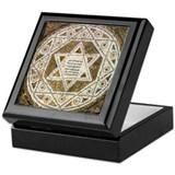 Ancient Magen David Keepsake Box