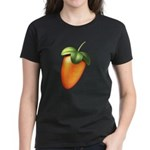 FL Logo Colored Women's Dark T-Shirt