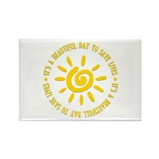 Grey's Anatomy Rectangle Magnet (10 pack)