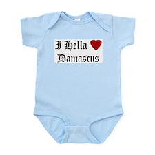 Hella Love Damascus Infant Creeper