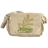 Cute Lietuvaite rue Messenger Bag