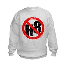 No Hate - < NO H8 > Sweatshirt