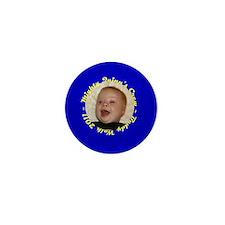 Quinn's Crew Mini Button