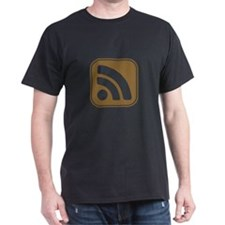 RSS Icon FADED T-Shirt
