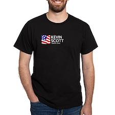 Scott 06 Black T-Shirt