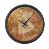 La Sylphide Large Wall Clock