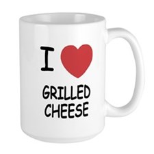 I heart grilled cheese Mug