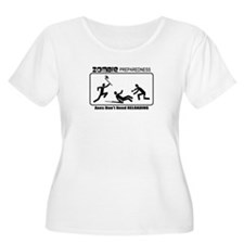 Zombie Prepared AXES T-Shirt