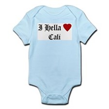 Hella Love Cali Infant Creeper