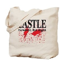 Bloody Paranoid Tote Bag