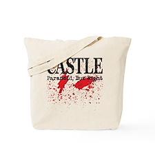 Bloody Paranoid Tote Bag