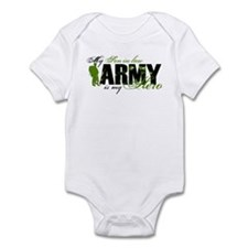 Son-in-law Hero3 - ARMY Infant Bodysuit