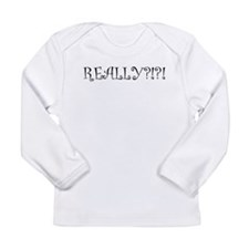 Cute Dib Long Sleeve Infant T-Shirt
