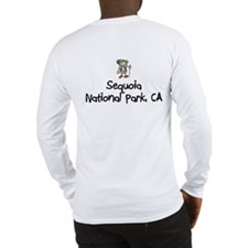 Hike Sequoia (Boy) Long Sleeve T-Shirt