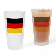 Flag of Germany Drinking Glass