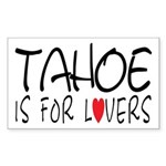 Tahoe Rectangle Sticker