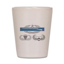 CIB 2nd Airborne Air Assault Shot Glass