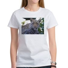 Leopard Portrait Tee