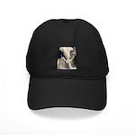 Elephant Dust Bath Black Cap