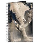 Elephant Dust Bath Journal