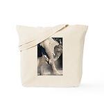 Elephant Dust Bath Tote Bag