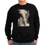 Elephant Dust Bath Sweatshirt (dark)