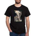 Elephant Dust Bath Dark T-Shirt