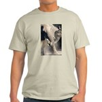 Elephant Dust Bath Light T-Shirt