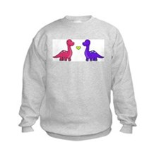 Unique Rawr means i. love you Sweatshirt