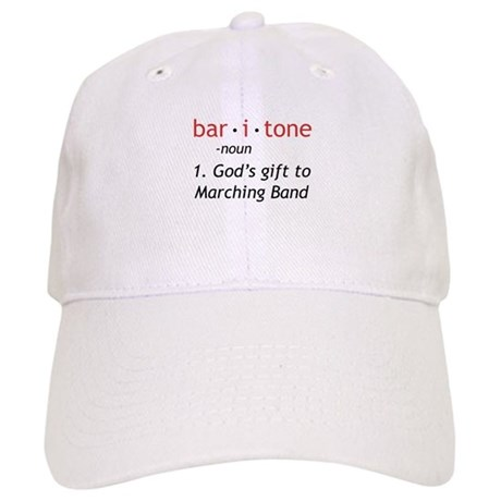 Definition of a Baritone Cap