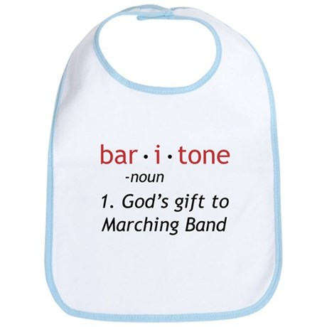 Definition of a Baritone Bib
