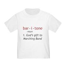 Definition of a Baritone T