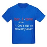 Definition of a Baritone T