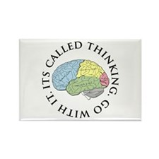 Grey's Anatomy Rectangle Magnet (100 pack)