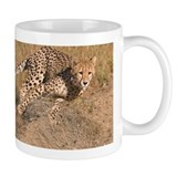 Cheetah On The Move Coffee Mug