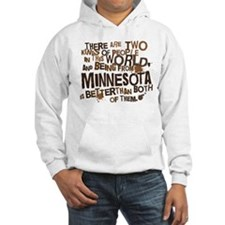 Minnesota (Funny) Gift Hoodie