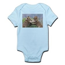 Sparta Cubs Playing Infant Bodysuit