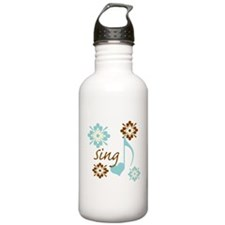 Sing Water Bottle