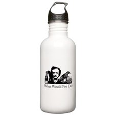 What Would Poe Do? Water Bottle