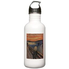 The Scream Water Bottle