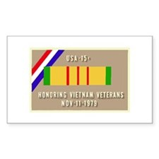 VVA Rectangle Decal