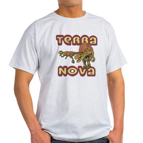 Terra Nova Dinosaur Light T-Shirt